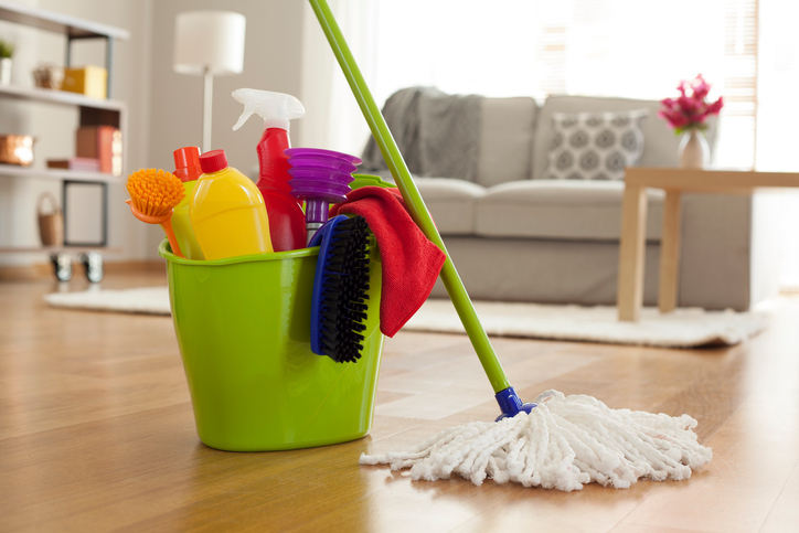 Xl cleaning supplies
